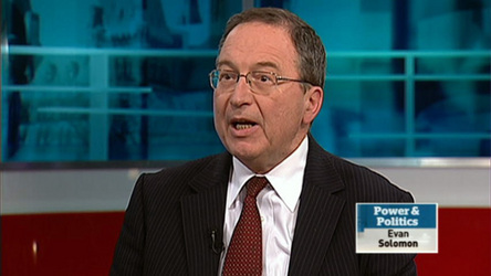 Rafael Barak, Israel's ambassador to Canada, says Israel's strategic goal is to disarm Hamas