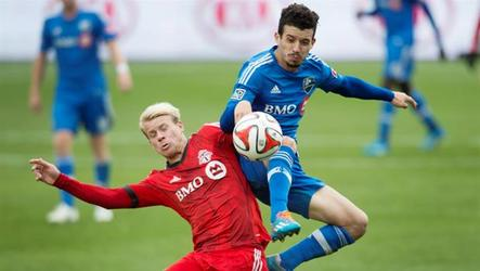 Toronto FC's playoff hopes died for the eighth straight year following a draw with the Montreal Impact.