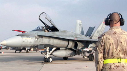 Behind closed doors, Canadian officials are working to extend combat mission from Iraq into Syria