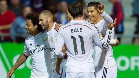 Real Madrid wins 1-0 in Group B Champions League match.
