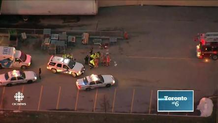The SIU is investigation after a man was shot by police behind a Walmart at Agincourt Mall.