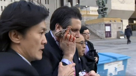 Mark Lippert in stable condition after being attacked by a man yelling for the reunification of South and North Korea