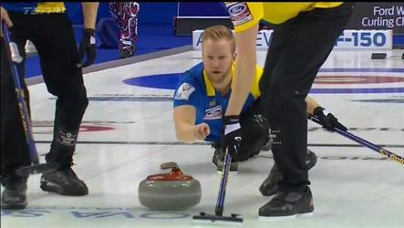 Sweden beats Norway 9-5.