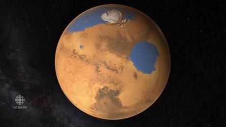 Scientists have been uncovering evidence for ancient Martian water in recent years, but now the Curiosity Rover may have found actual liquid water on the Mars surface - right now. CBC News meteorologist Johanna Wagstaffe has the details