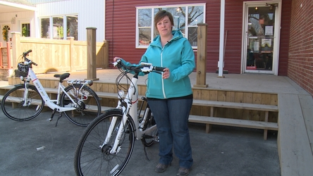 An environmental group in Corner Brook will soon offer up E-Bikes to help people get around town. Peddle assisted power will help cyclists tackle a city filled with steep hills.