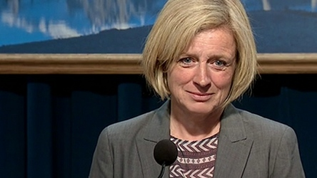 Alberta Premier Rachel Notley talks about what her new government is discovering during its first cabinet meeting in Calgary.